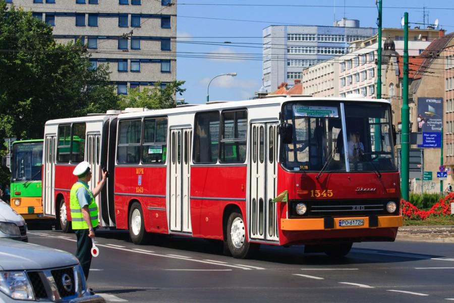 Ikarus 280 v Poznani