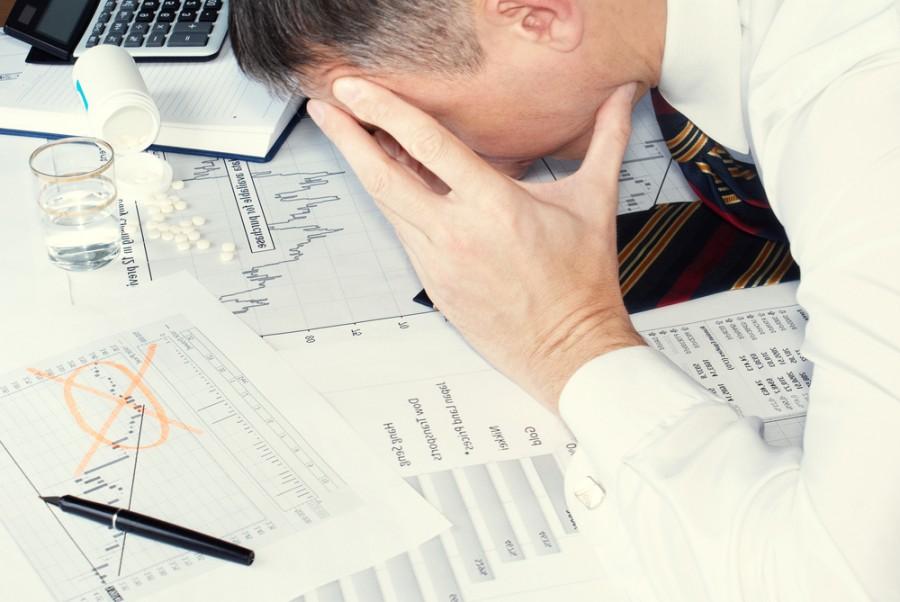 Krize ve firmě