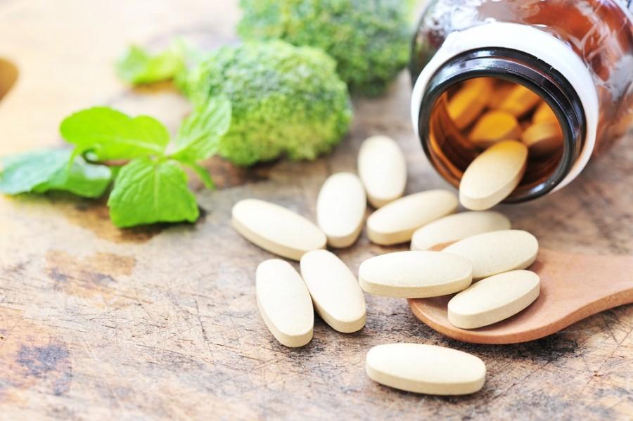 Vitamíny a doplňky stravy