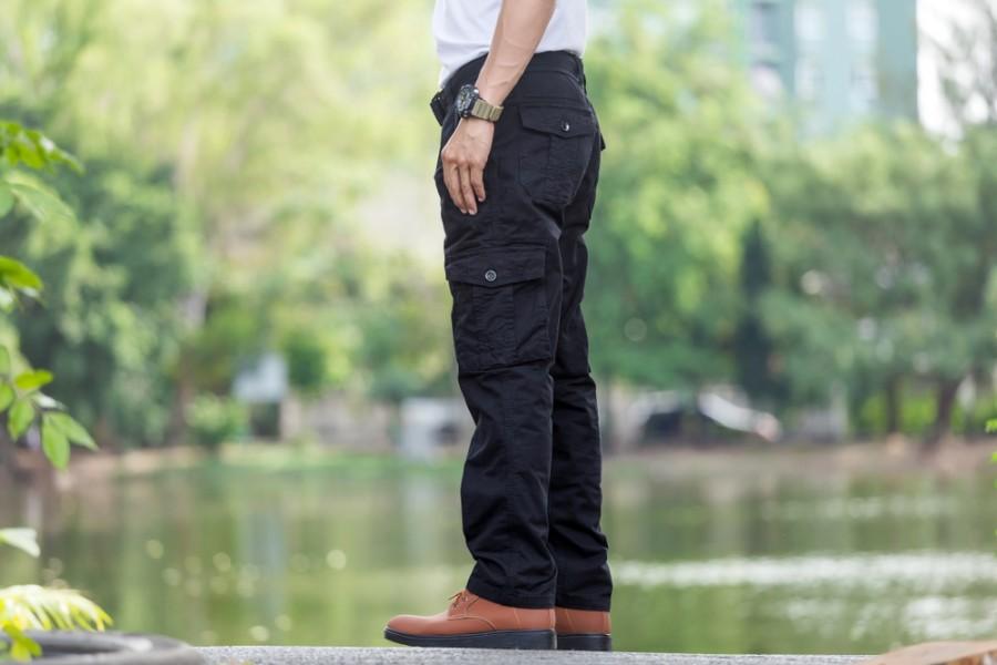 Kapsáčové kalhoty