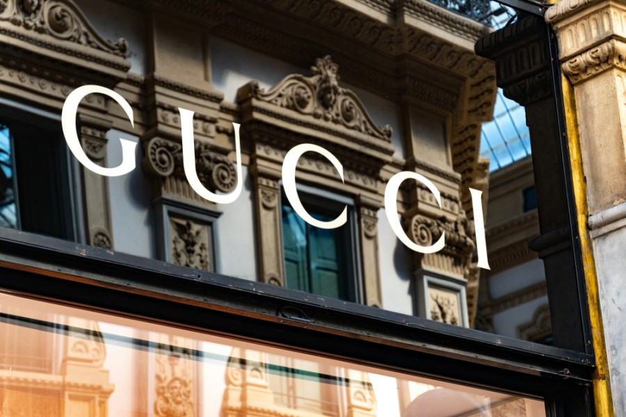 Značka Gucci