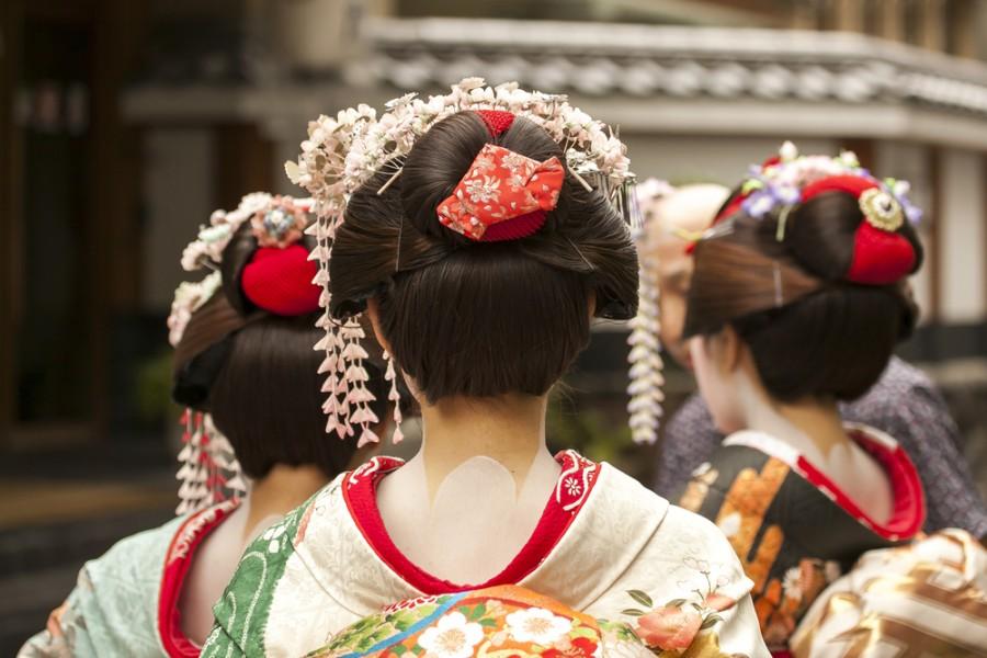 Gejši a jejich tradice