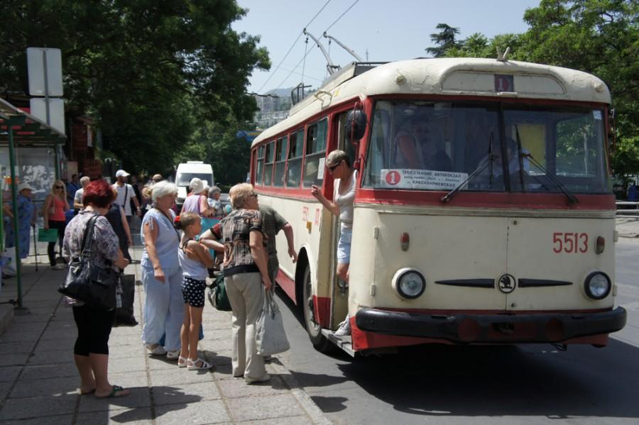 Škoda 9Tr na Ukrajině