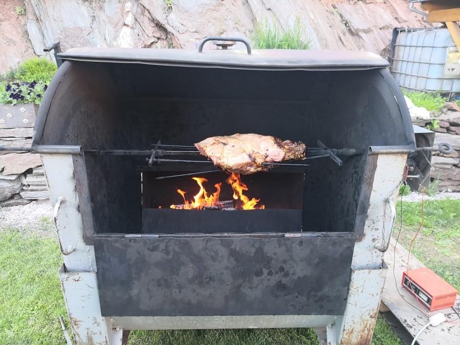 Šťavnatá pečínka