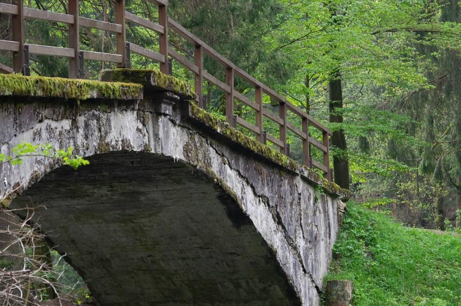 Most u Dolského mlýna