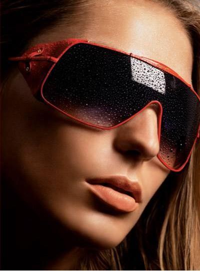 Brýle mají přiléhat těsně k obličeji