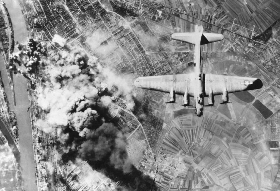 Bombardování Německa